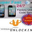 AT&T factory unlock service