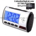 Clock Camera HD Spy Covert Video Camera Recorder For Sale Sri Lanka